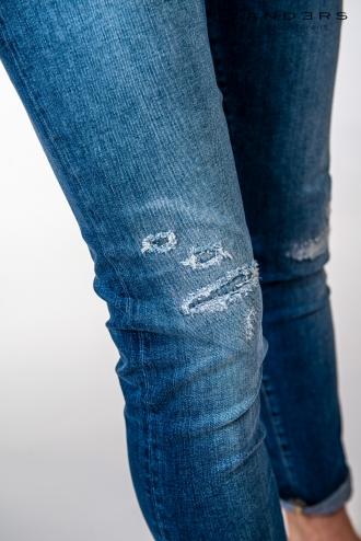 HOX Pullover mit Kordelzug